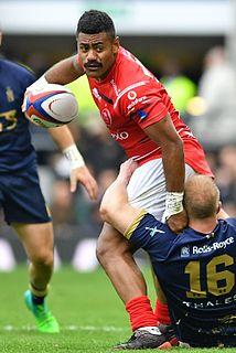 Junior Bulumakau Scottish rugby union player