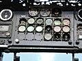 Junkers Ju-52-3mg8e transport aircraft cockpit instruments - Πίνακας οργάνων (26759129220).jpg