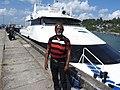 Junlighat jetty-2-port blair-andaman-India.jpg