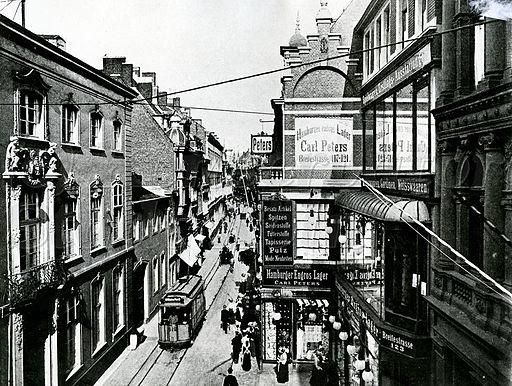Köln - Breite Straße 1912