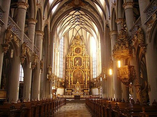 Köln St. Maria Himmelfahrt Innen 2