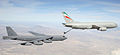 KC-767 Aeronautica Militare tanker B-52H 2007.jpg