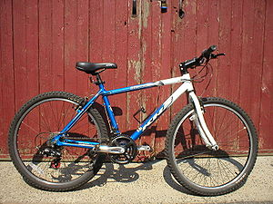 KHS Bicycles - A KHS mountain bike