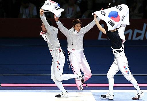 KOCIS Korea London Fencing 16 (7730611758)