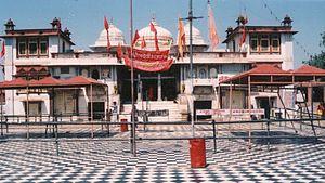 Karauli - Kailadevi temple