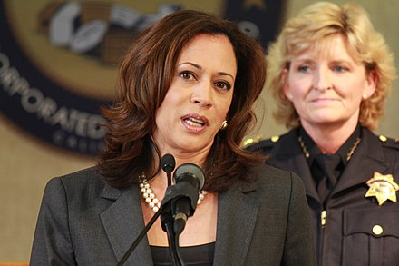 Hasil gambar untuk Attorney General Kamala D. Harris Announces Criminal Charges Against Senior Corporate Officers of Backpage.com