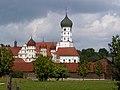 Kammeltal - Wettenhausen - Angerweg - Kloster v SO.JPG