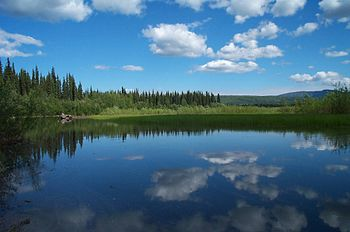 Yukon-Charley Rivers National Preserve