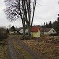 Kaplička u samoty U Švejdů severně od zemědělského statku Peklo (Q67180813) 03.jpg