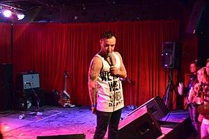 Katastrophe (rapper) - Katastrophe at Grog Shop, Cleveland Heights, Ohio, 2011