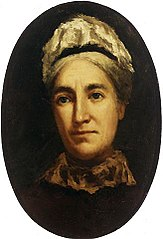 Portrait of Mrs Kate Macdonald, widow of Chief Judge John Edwin Macdonald