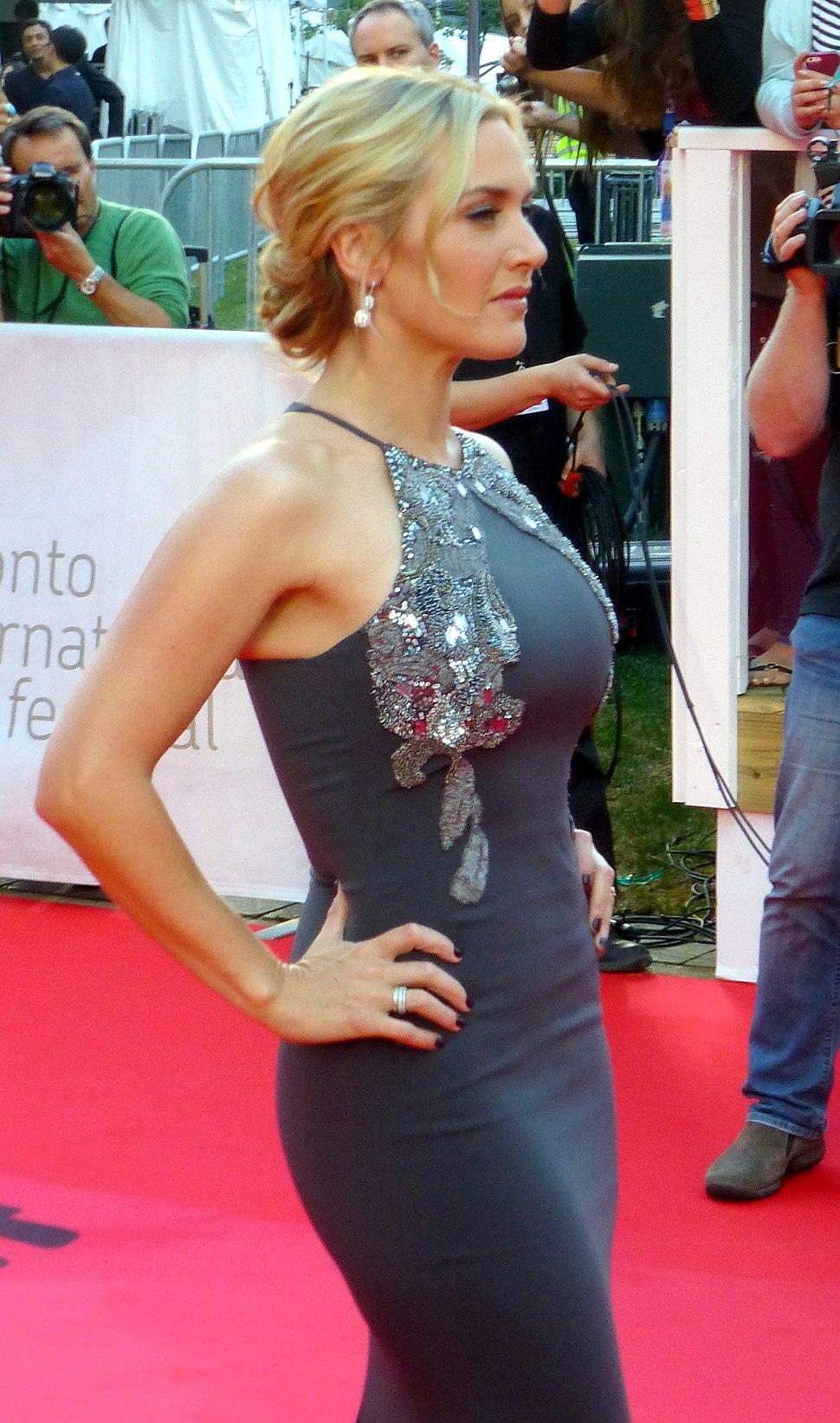 Kate Winslet at 2015 TIFF (cropped)