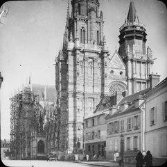 Katedralen Notre-Dame d'Évreux