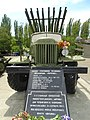 Katyusha Multiple Rocket-Launcher - Battery 411 Memorial - Odessa - Ukraine (26683546900).jpg