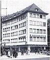 Kaufhaus M. Schneider, Frankfurt, Erweiterungsbau Ecke Stift- Brönnerstraße; 1936.jpg