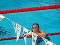 Kazan 2015 - Hosszú sets new WR at 200m IM.JPG