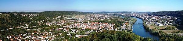 Kelheim Panorama - 2009