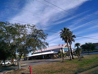 Kemah, Texas - Kemah city hall