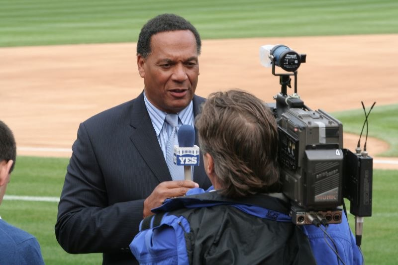 Ken singleton yes announcer