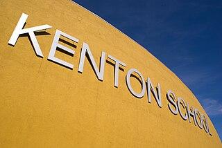 Kenton School Academy, sixth form school in Newcastle upon Tyne, England