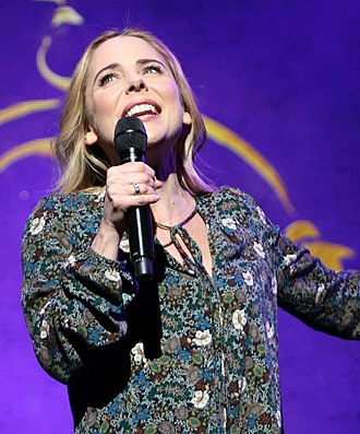 Kerry Butler - Kerry Butler performing at the Epcot International Festival of the Arts on February 6, 2017
