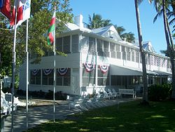 Key West FL HD Little White House03.jpg