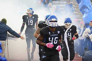Buffalo Bulls football - Linebacker Khalil Mack from the University at Buffalo