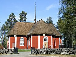 Kiiminki Church 2006 05 20.JPG