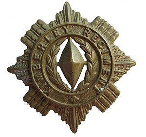 Kimberley Regiment - Kimberley Regiment Cap Badge circa 1899