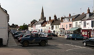 Kimbolton, Cambridgeshire - Image: Kimbolton geograph.org.uk 900226