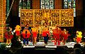Kinderzirkus Giovanni, 6. Lange Nacht der Kirchen in Hannover, 2012 Marktkirche, Beginn der Vorstellung I.jpg
