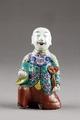 Kinesisk figur från 1800-talet - Hallwylska museet - 95985.tif