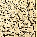 Kingdom of Kakheti and the neighboring territories (Georgia, Armenia, Comania. Morden, 1693).jpg
