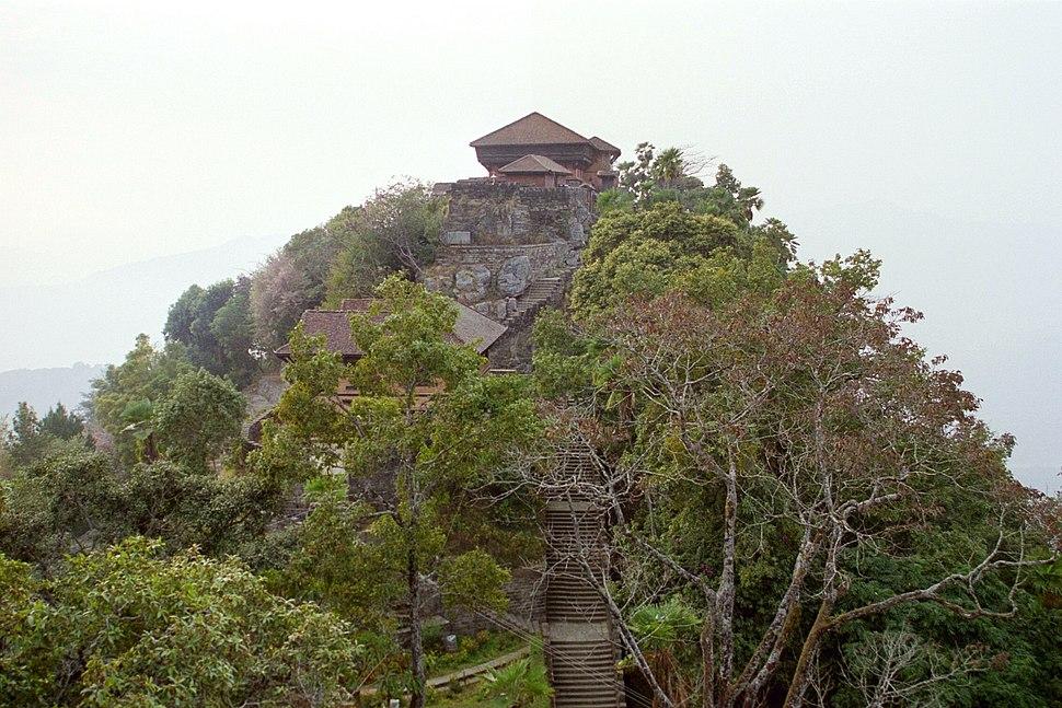 Kings Palace Gorkha Nepal