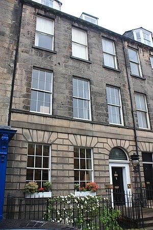 John Kinross - Kinross House, Abercromby Place, Edinburgh