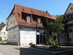 Kirchstraße in Weinstadt