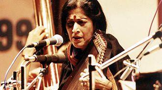Kishori Amonkar - Vidushi Srimati Kishori Amonkar
