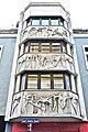 Klagenfurt Adolf-Kolping-Gasse Hausfassade von Krkoska 03122011 011.jpg