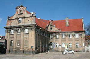 Śródka, Poznań - Image: Klasztor Filipinów Poznań