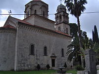 Klostret Savina i Herceg Novi
