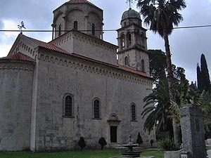 Stjepan Vukčić Kosača - Savina Monastery, founded by Stjepan Vukčić Kosača