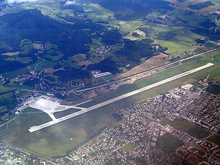 Klagenfurt Airport Airport in Austria