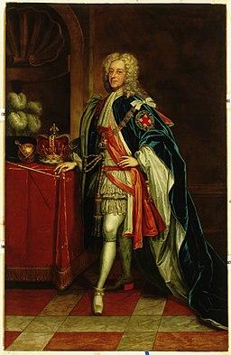 Kneller, Godfrey, George II, King of England (1683-1760), ca. 1727-32