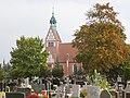 Kościół św. Józefa Rzemieślnika w Bydgoszczy - widok od strony cmentarza.jpg