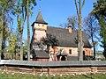 Kościół w Dębnie (3) - old church in Dębno - panoramio.jpg