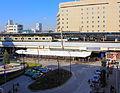 Koenji station southgate.JPG