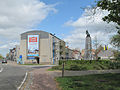 Koksijde, oorlogsmonument Robert Van Dammestraat-Louise Hegerplein oeg201449 foto4 2013-05-11 16.32.jpg