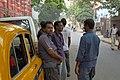 Kolkata taxi drivers, Kolkata, India.jpg