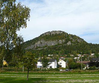 Kolsås - Kolsås ridge