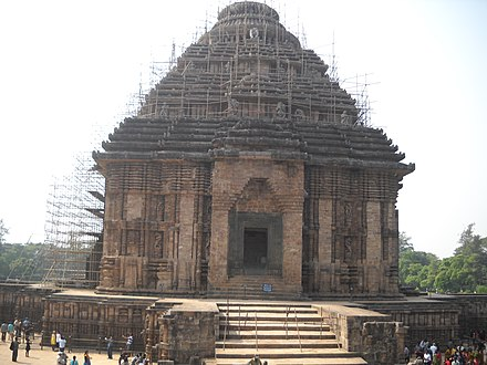 Sun temple at Konarka, Odisha Konarka Sun Temple2.jpg